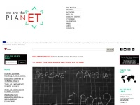 Wearetheplanet.net - WE ARE THE PLANET