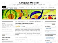lenguajemusical.me Thumbnail