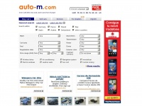 auto-m.com - new and used cars from Germany