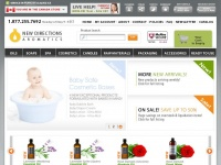 Newdirectionsaromatics.ca - New Directions Aromatics - Canada's Leading Supplier of Essential Oils