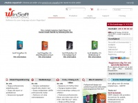 Winsoft-international.se - Programvara Serif: Onlinebutik  WinSoft International