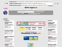 Whitepages.ht - Pages Blanches Haiti