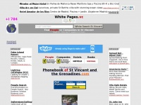 Whitepages.vc - White Pages St Vincent and the Grenadines