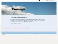 Zeppelinflug.de - Experience the Zeppelin | Weightlessly above the Bodensee
