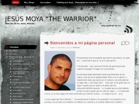 "Jesús Moya ""The Warrior"" 