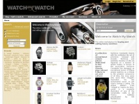 Watch-my-watch.in - Watch my Watch - The online marketplace for selling and buying luxury watches