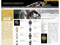 Watch-my-watch.se - Watch my Watch - The online marketplace for selling and buying luxury watches
