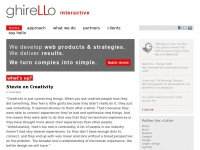 Ghirello.us - ghireLLo - we develop digital products to simplify life.